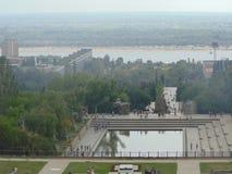 La Russia, Volgograd Immagini Stock