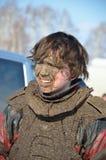 La Russie, junior de Samara.MX est couverte de la boue Image libre de droits