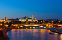 La Russie, Moscou Photographie stock