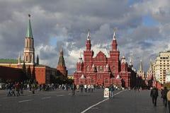 La Russie, Moscou Musée historique d'état Images stock