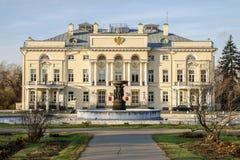 La RUSSIE, Moscou, perspective de Leninsky, 14 Photographie stock libre de droits
