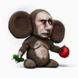 La RUSSIE - 26 novembre La Russie lance le boycott turc de tomate dans la protestation au tir du jet russe illustration stock