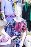 La Russie, Novosibirsk - 25 avril 2018 : intérieur de l'habillement et de la boutique EMPORIO des femmes de magasin d'accessoires images stock