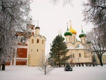 La Russie orthodoxe. Monastère de Spaso-Evfimiev Image stock