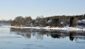 La Russie Région de la Russie Léningrad, Photos libres de droits