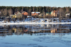 La Russie Région de la Russie Léningrad photos stock
