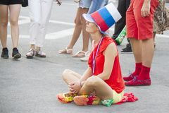 La RUSSIE, ROSTOV-ON-DON - juin, 23 photos stock