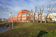La Russie, Samara Samara Academic Drama Theatre photo libre de droits