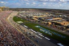 La série Kobalt de cuvette de NASCAR Sprint usine 500 Photos libres de droits