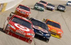 La série Kobalt de cuvette de NASCAR Sprint usine 500 Photographie stock libre de droits