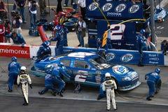 La série Kobalt de cuvette de NASCAR Sprint usine le 8 mars 500 Images stock