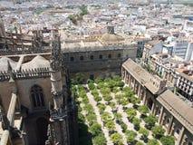 La Séville-Espagne Image libre de droits