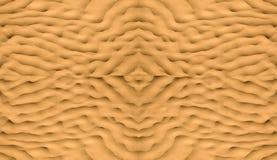 La sabbia allinea il fondo Immagine Stock Libera da Diritti