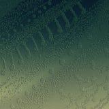 la sabbia 3D ha impresso il fondo di superficie dipinto Fondo strutturato tinto illustrazione di stock