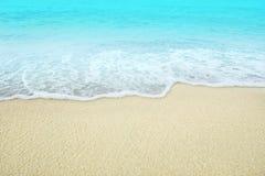 La sabbia della spiaggia Immagini Stock