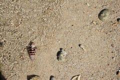 La sabbia molto bella Immagini Stock Libere da Diritti