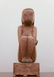 «La sagesse de la terre» par le sculpteur roumain Constantin Brancusi Photo stock