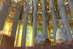 La Sagrada Royalty Free Stock Photo