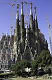 la sagrada familia базилики barcelona Стоковое фото RF