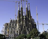 La Sagrada Familia Royalty Free Stock Photography