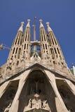 La Sagrada Familia Royalty Free Stock Photos