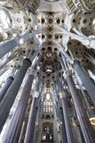 La Sagrada Familia Photo stock