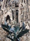 La Sagrada Familia Stockbild