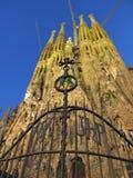 La Sagrada Familia Stockfotografie