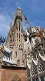 La Sagrada Familia Royalty-vrije Stock Foto