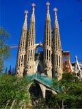La Sagrada Familia Lizenzfreie Stockfotografie