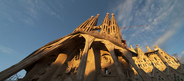 La Sagrada Familia, Barcelona Stock Photo