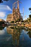 La Sagrada Familia, Barcelona, Spain. Royalty Free Stock Photo