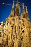 La Sagrada Familia in Barcelona Royalty Free Stock Image