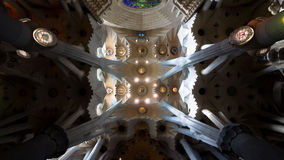 La Sagrada Familia, Barcelona, Spain Stock Photo