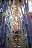 La Sagrada Familia 2013 Royalty Free Stock Photo