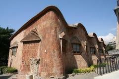La Sagrada Familia Escuela de Стоковые Фотографии RF