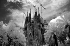 La Sagrada Familia Royalty Free Stock Image