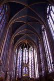 La Sainte-Chapelle Stock Image