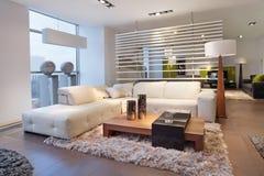 La sala de estar Fotografía de archivo