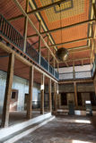 La sala del Zuluflu guarda en la sección del harén del palacio de Topkapi, Estambul, Turquía Fotografía de archivo