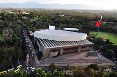 La sala nazionale di Città del Messico - il Messico Immagini Stock