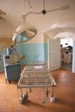 La sala operatoria fotografia stock