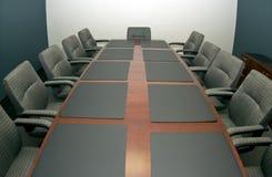 La sala per conferenze immagini stock