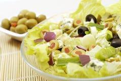 La salade Photos stock