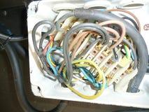 La salade de câble Image stock