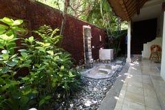 La salle de bains indonésienne Images stock