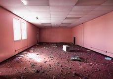 La salle rose Photos libres de droits