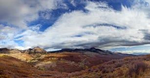 La-Salz-Berge Lizenzfreies Stockbild