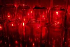La sangre de Cristo Fotos de archivo
