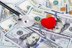 La santé dépense Photos libres de droits